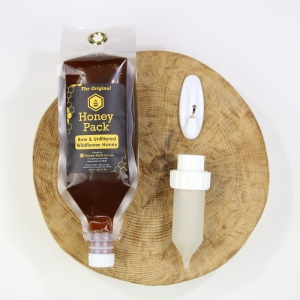 Honey Pack LLC Raw Unfiltered Wildflower Honey