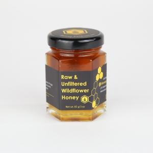 Honey Pack LLC Raw Unfiltered Wildflower Honey